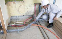 排水管のトラブルは、弊社にお任せください!